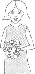 103-woman_flowers